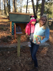 Little Free Library Dearborn Park