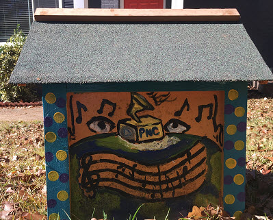 Dearborn Park's Free Little Library Grand Opening – Friends