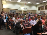 dearborn park developer meeting at city hall